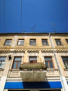 A Latvian Building