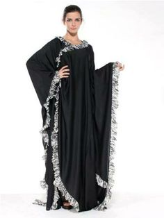 Abaya dress is a traditional garment worn by Muslim women, preferably in the Arabian Peninsula. Abaya covers the whole body except the face. Typically, black abaya and used with a black niqab that covers the face except the eyes. Abaya is a very traditional form of hijab.