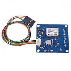 U-BLOX Módulo Top Elecs CRIUS NEO-6 GPS NEO-6M GPS para APM regulador de vuelo MWC