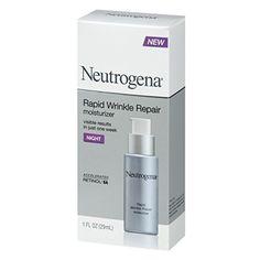 Rank & Style - Neutrogena Rapid Wrinkle Repair Night Moisturizer #rankandstyle