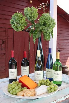 Baker Buffalo Creek Vineyard in Fallston offers eight grape varietals. It is surrounded by rolling hills and the grounds include a historic century-old farm house.