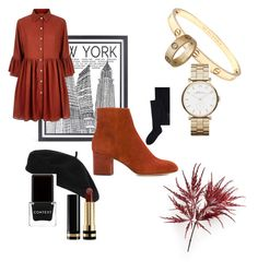 """fall in the city"" by inemarie-misund on Polyvore featuring Stephenson, Mela Loves London, MANGO, Accessorize, Cartier, Marc by Marc Jacobs, rag & bone, Gucci and Context"