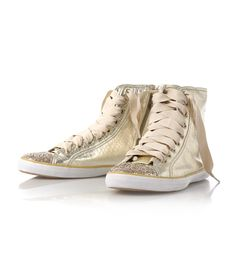 Lipsy Snake High Top Trainers