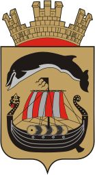 Sandefjord (Norway), coat of arms - vector image