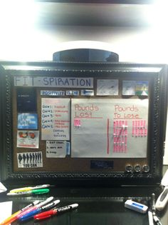 Image detail for -:My Fitspiration Board :)It's got a bunch of motivational ...
