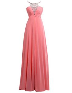 JAEDEN Perfect Ruched Long Prom Dresses Formal Evening Gown Coral US4 JAEDEN http://www.amazon.com/dp/B00WO7JRVK/ref=cm_sw_r_pi_dp_34auwb0Z7BMRK