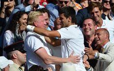Boris Becker: ´Troppe critiche ricevute da chi non voleva che la partnership con Djokovic funzionasse´