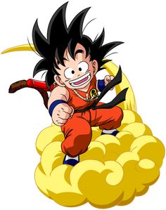 kid goku by maffo1989 on DeviantArt