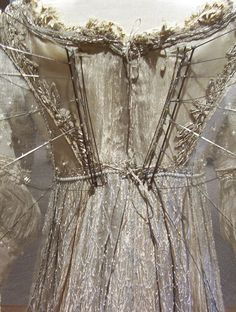 Ever After Costumes the gown had an undercorset made to support the wings A Cinderella Story, Fairy Dress, Italian Renaissance, Romantic Movies, Movie Costumes, Sweet Dress, Historical Clothing, Ever After, Fashion History