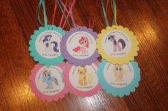 My+Little+Pony++Personalized++Thank+You+tags+by+WhimsicallyCreated,+$10.00