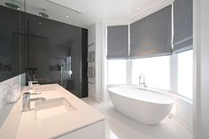 Are you overhauling the look of your ensuite or family bathroom? Take a look at these luxury spaces and discover the bathroom design ideas that made them.