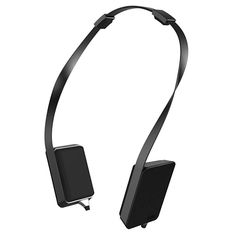 "futuristic headphones ""SAL-D2"" in black | headphones & speakers . Kopfhörer & Lautsprecher . casque/écouteur & enceintes | @ amadana |"