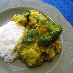 This is an extremely flavourful curry. Vegetarians can use vegetable broth instead of chicken broth. Kids really like this too (with less pepper). Serve with basmati as a side to a more elaborate dinner, or alone, for a simple meal.