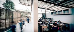 Junsekino, Spaceshift Studio · Baan Nong Bua School