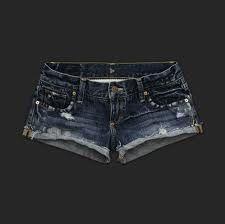 love my jean shorts