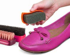 Dicas para cuidar de sapatos