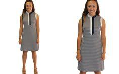 Vintage Dress 1960s  MOD Horizontal Stripes by VintageStylez, $49.00
