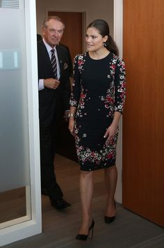 Princess Victoria Photos - Princess Victoria Visits the United Nations - Zimbio