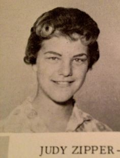 Leonard DiCaprio is actually a housewife from the 1950s named Judy Zipper: