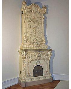 Antique Swedish tiled stoves - Product gallery - Lindholm Kakelugnar