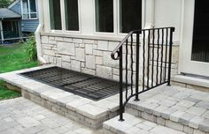 A custom window guard fabricator and installer for the Chicagoland area offering security bars and other custom wrought iron window covers. Window Security, Egress Window, Iron Windows, Window Well, Covered Decks, Custom Windows, Backyard, Patio, Metal Fabrication