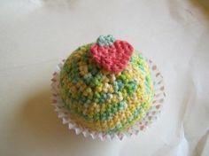 aardbeien taartje - gratis patroon