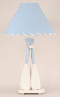 paddles lamp?