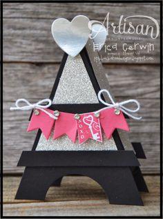 Pink Buckaroo Design - Eiffel Tower