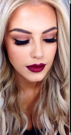 vamp makeup