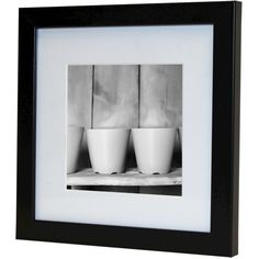 Photo Frame 6x6 Mat to 4x4 Instagram - Black (215 RUB) ❤ liked on Polyvore featuring home, home decor, frames, room essentials, black square frames, square frames, black square picture frames and square picture frames