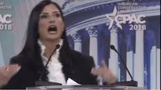 """NRA's Dana Loesch: 'Many in Legacy Media Love Mass Shootings' - National Rifle Association spokeswoman Dana Loesch told the Conservative Political Action Conference audience that the """"legacy media"""" enjoys mass shootings because they """"love the ratings.""""  """"Many in legacy media love mass shootings,"""" Loesch told the crowd, which erupted into applause after her speech. """"I'm not saying you love the tragedy, but you love the ratings. Crying white mothers are ratings gold.""""    And notice I said…"""