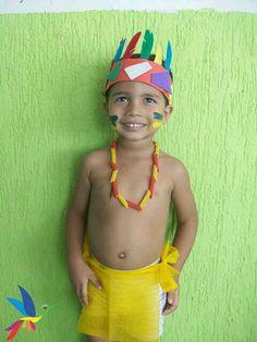Dia do índio.