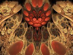 wallpaper desktop fractal, Steel Thomas 2017-03-19
