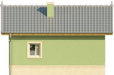 Elewacja KR DOMEK 1 CE Tiny House Design, Garage Doors, Outdoor Decor, Home Decor, Decoration Home, Room Decor, Miniature Houses, Tiny House Living, Home Interior Design