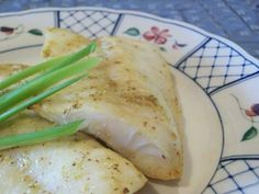2-Point Dijon Fish Fillets