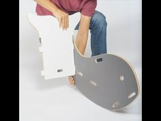 Whale Chair | Whale Rocker | Animal Rocker | Modern Rocking Horse | Sprout