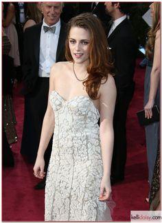 Kristen Stewart Oscar Dress