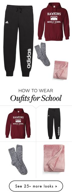 """Untitled #9"" by adjwjdw on Polyvore featuring adidas, Free Press, UGG and Hoodies"