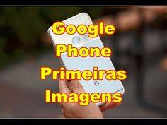 Notícia urgente - Google phone veja as primeiras imagens