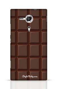 Dark Choco Sony Xperia SP Phone Case