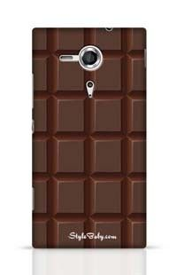 Dark Choco Sony Xperia SP Phone Case