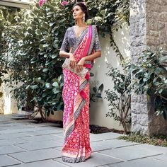 Indian Attire, Indian Outfits, Indian Clothes, Jayanti Reddy, New Saree Designs, Blouse Designs, Saree With Belt, Modern Saree, Simple Sarees