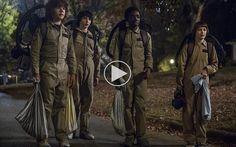 Den første trailer til Stranger Things Sæson 2 er en Thriller