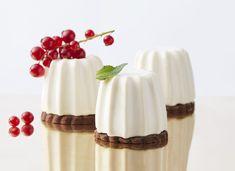 Opskrift på Cakenhagens mousse af hvid chokolade
