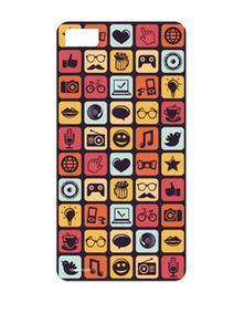 Styled with striking all over print, this designer iPhone 5/5S cover is sure to get you all the attention. Grab now.