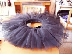 she gives very good tutu making instructions for one that is really full and stands out