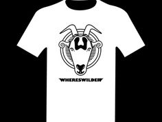 "Whereswilder ""Goat"" T-Shirt"