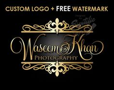 Photography Camera Logo, FREE watermark, Gold Frame and Lettering Logo for Photography, Name Signature Logo, Photographer Brand Logo Design SB Ereignisse Photography Logo Design, Photography Camera, Photoshop Photography, Name Signature, Watermark Design, Camera Logo, Initials Logo, Photographer Branding, Social Media Banner