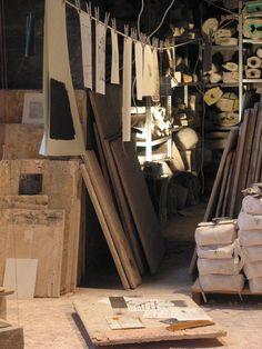 helen carnac artist studio