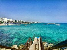 Lovely view over to Fig Tree Bay. Protaras